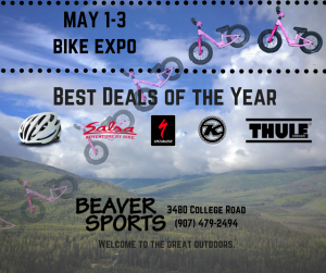 Bike Expo is May 1-3! Save 30% on Fat Bikes!