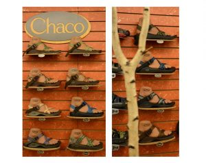 Chaco sandals on sale at Beaver Sports