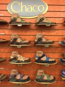 sale on chaco sandals at beavers sports
