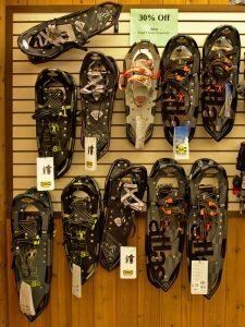 Atlas 8 and 9 Series snowshoes on sale at Beaver Sports