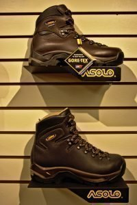 Sale on Asolo TPS boots at Beaver Sports