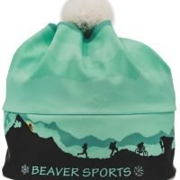 Rep the best outdoor shop in Alaska, Beaver Sports! Sleek line to make you ski faster.